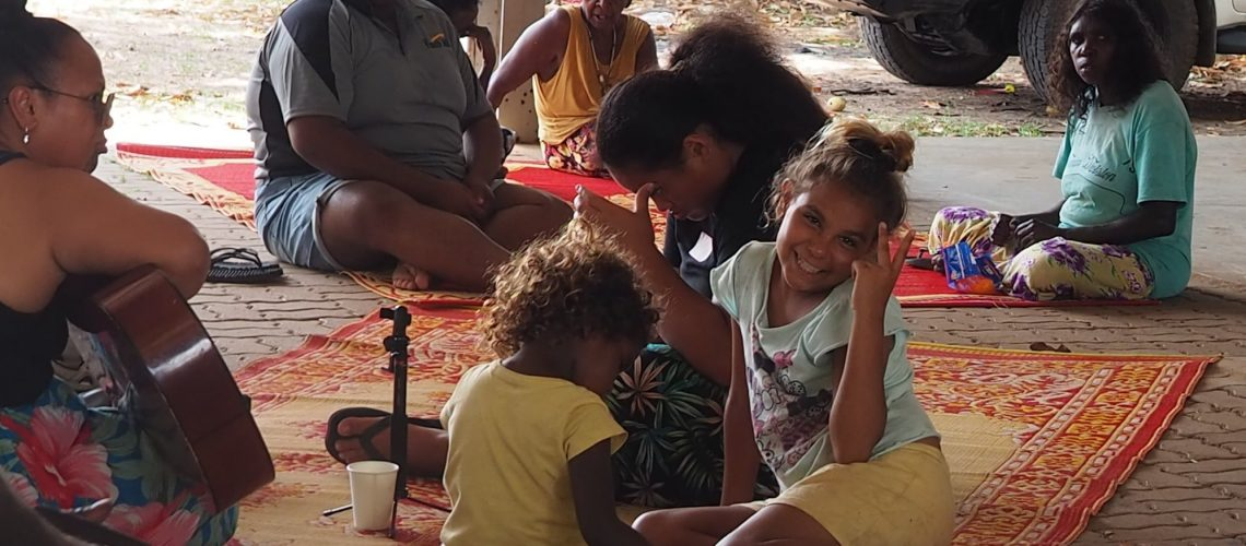 Nauiyu Community Workshop